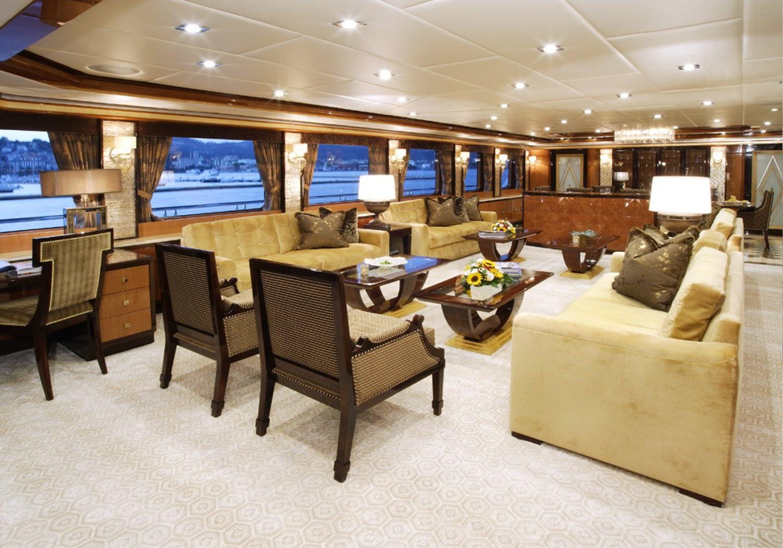 Yacht Design Falcon