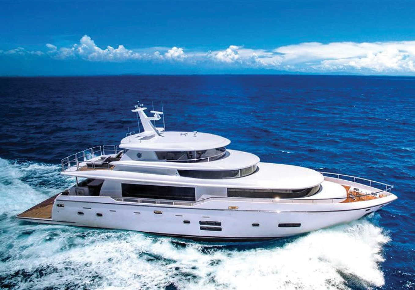 M/Y Johnson 93ft