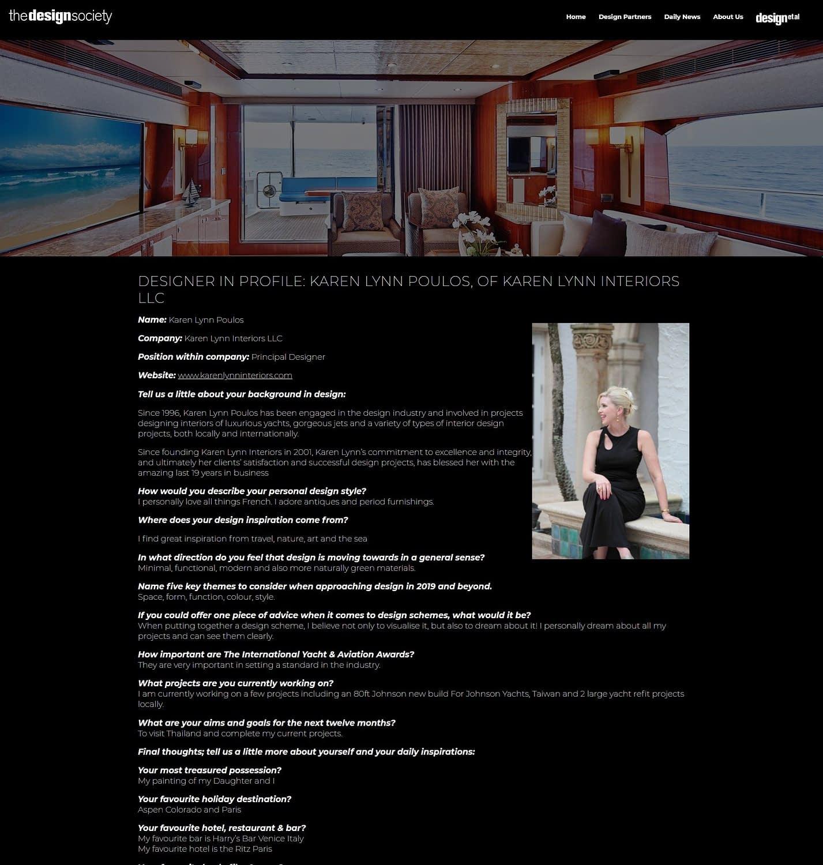 Karen Poulos Profile